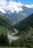 Nepal, Himalaya — Stock Photo