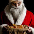 Royalty-Free Stock Photo: Merry scary christmas