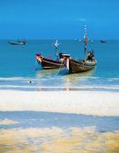 Thai boat — Stock Photo