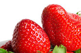 Strawberries — Stock fotografie