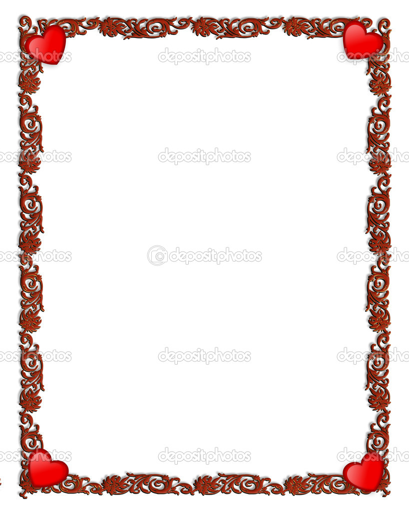 Border For Cards...Free Clip Art Of Church On Wednesday