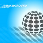 Globe Design — Stock Vector