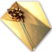 конверт — Стоковое фото