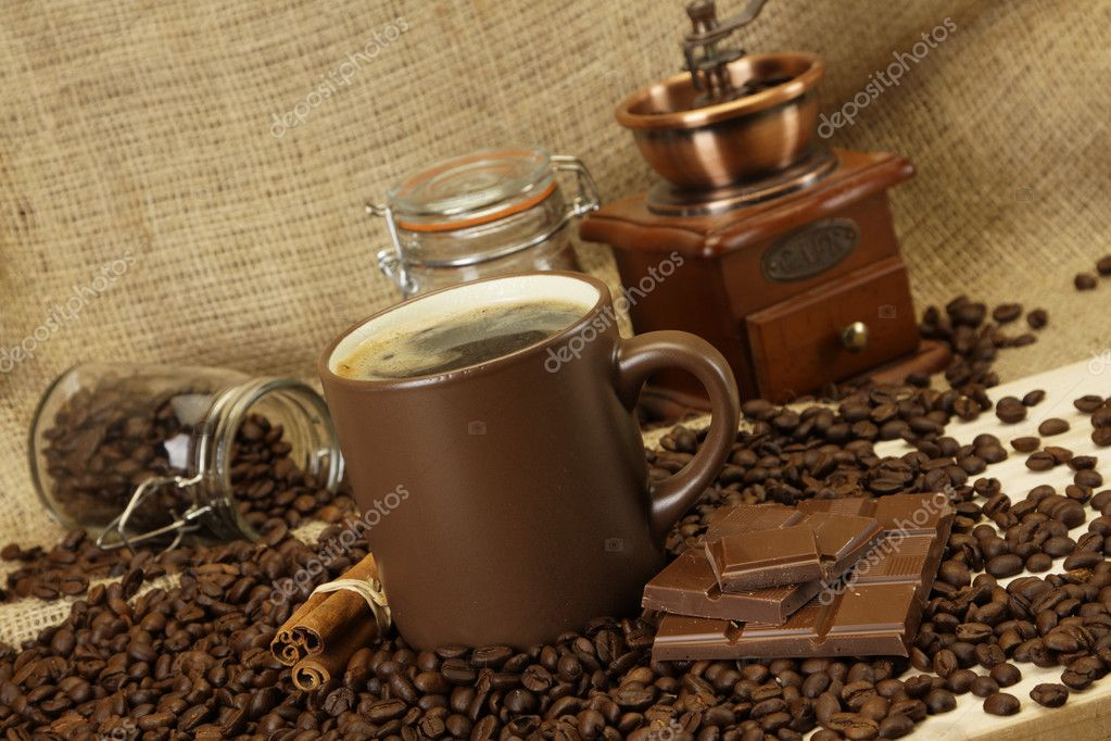 Coffee and other specials! — Stock Photo #4466347