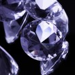 Diamonds, jewels - Stock Photo