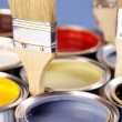 Royalty-Free Stock Photo: Paining time!