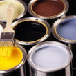 Paining Your home! - Stockfoto