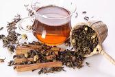 Hot tea! — Stock Photo