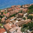 View from hill in Monemvasia, Greece — Stock Photo #5233164