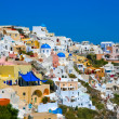 Beautiful landscape of Santorini — Stock Photo