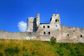 Medieval castle in Rakvere, Estonia — Stock Photo