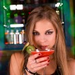 Clubbing girl — Stock Photo #3937812