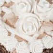 Cream cake — Stock Photo #3938330