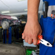 Auto mechanic - Stock Photo