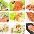 Fish set — Stock Photo #3938368