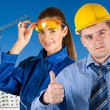 Architects — Stock Photo #3938385