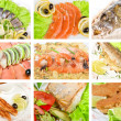 Fish set — Stock Photo #4146296