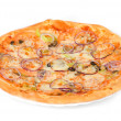 Royalty-Free Stock Photo: Vegetable pizza