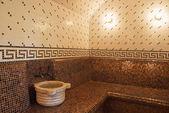 Turkish bath — Stock Photo