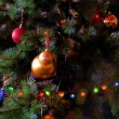 Christmas fur-tree — Stockfoto