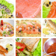 Fish set — Stock Photo #4586640