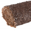 Chocolate Swiss roll — Stock Photo #4586699