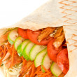 Doner kebab — Stock Photo #4811300