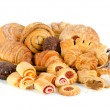 Bakery foodstuffs set — Stock Photo #5060676