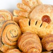 Bakery foodstuffs set — Stock Photo #5060685