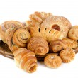 Bakery foodstuffs set — Stock Photo #5060687