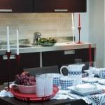 Modern kitchen — Stock Photo #5060761
