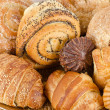 Bakery foodstuffs set — Stock Photo #5330510