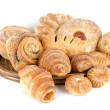 Bakery foodstuffs set — Stock Photo #5330511