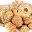 Bakery foodstuffs set — Stock Photo #5330512