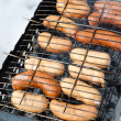 Grilled sausages — Stock Photo #5330679