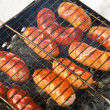Grilled sausages — Stock Photo #5330684