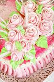 Gâteau de mariage — Photo