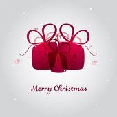 Christmas card eps10 — Stock Vector