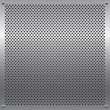 Stockvector : Metal grid