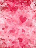 Elegant Valentine's Day background — Stock Photo