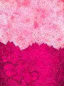 Valentýn pozadí — Stock fotografie