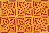 Decorative tiles collection — Stock Vector