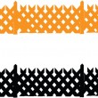 Stock Vector: Fences collection