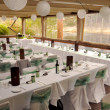 Wedding reception -  
