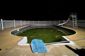 Empty Swimming Pool — Foto Stock