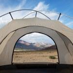 Tent — Stock Photo