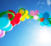 Balloon — Stock Photo