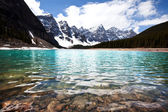 Canadian lake — Stockfoto