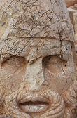 Ancient head — Stock Photo