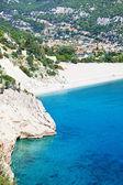 Море в Турции — Стоковое фото